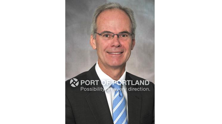 Jim Carter, Commission President