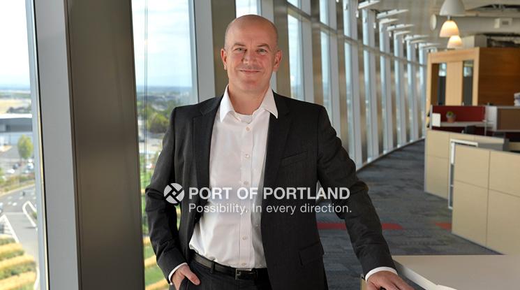 Curtis Robinhold, Deputy Executive Director
