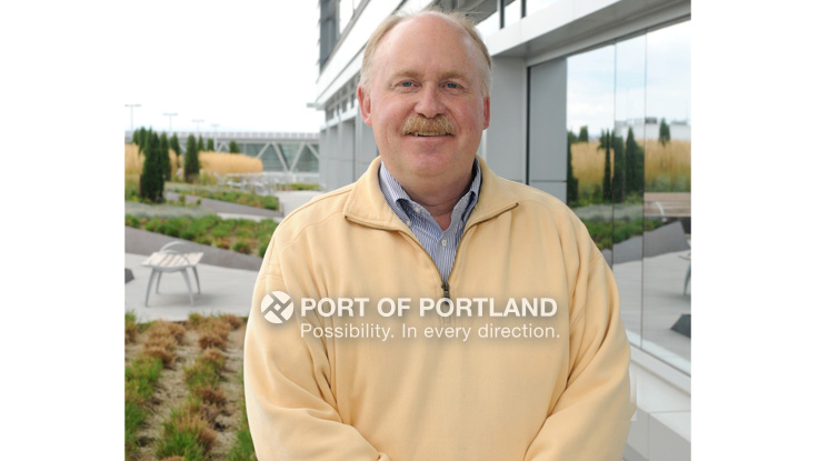 Stan Watters, Chief Project & Technical Services Officer