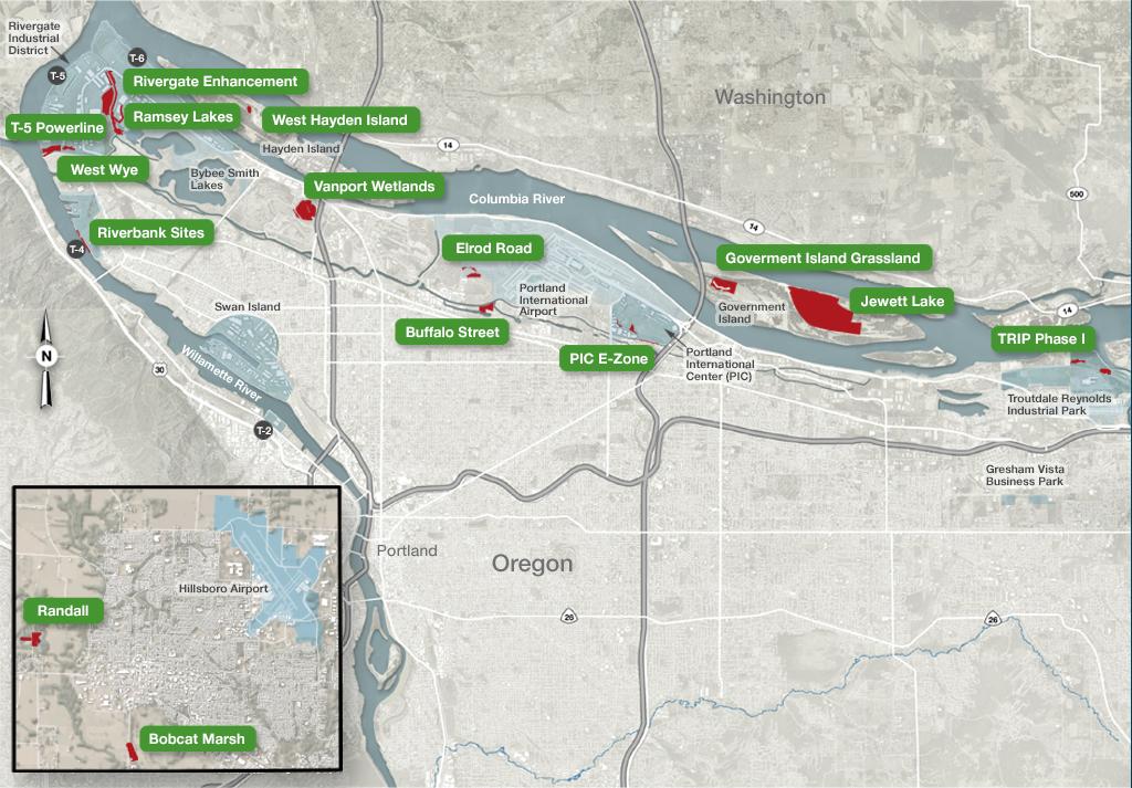 Mitigation Map