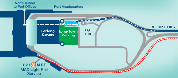 Port Of Portland  Directions And Map