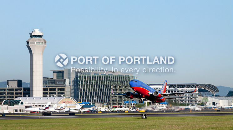 Southwest Airlines carried just over 2.6 million passengers in 2013, representing more than 17 percent of annual passengers at PDX.
