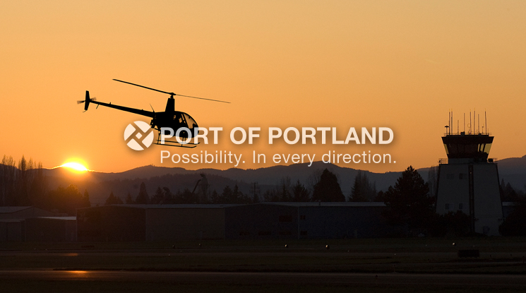 The Hillsboro Airport is home to local corporate flight departments, a corporate air shuttle service, aircraft charter services for business travel, air ambulance services, TV news helicopters, flight schools, aircraft maintenance and repair operations, and an on-call Customs and Border Protection office for international flights. In all, more than 25 businesses operate on-airport.