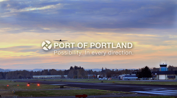 Troutdale Airport is a flight training and recreational airport with an increasing emphasis on business class capability. The airport is located in east Multnomah County, and handles more than 107,000 operations with nearly 150 based aircraft.