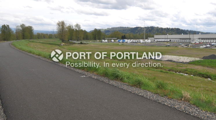 Troutdale Reynolds Industrial Park is located between the Columbia and Sandy Rivers and bordered by the Troutdale Airport and Marine Drive. The 350-acre property has direct access to Interstate 84 and close proximity to I-205 and Portland International Airport. The former Brownfield site is being transformed into a thriving jobs center for a mix of industrial uses.