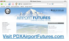PDX Airport Futures