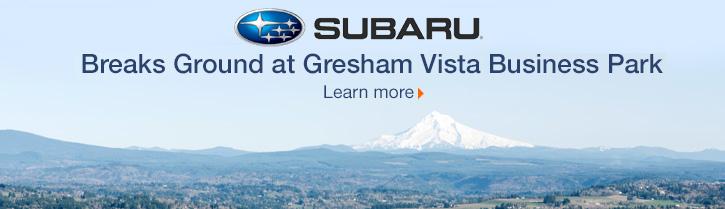 Properties- Whats New - Subaru