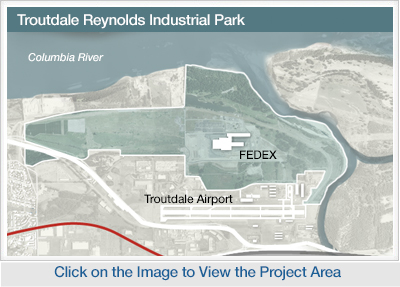 Rivergate Industrial District Projects - click for more