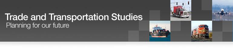 Trade and Transportation Studies