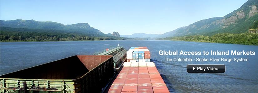 Container Barging
