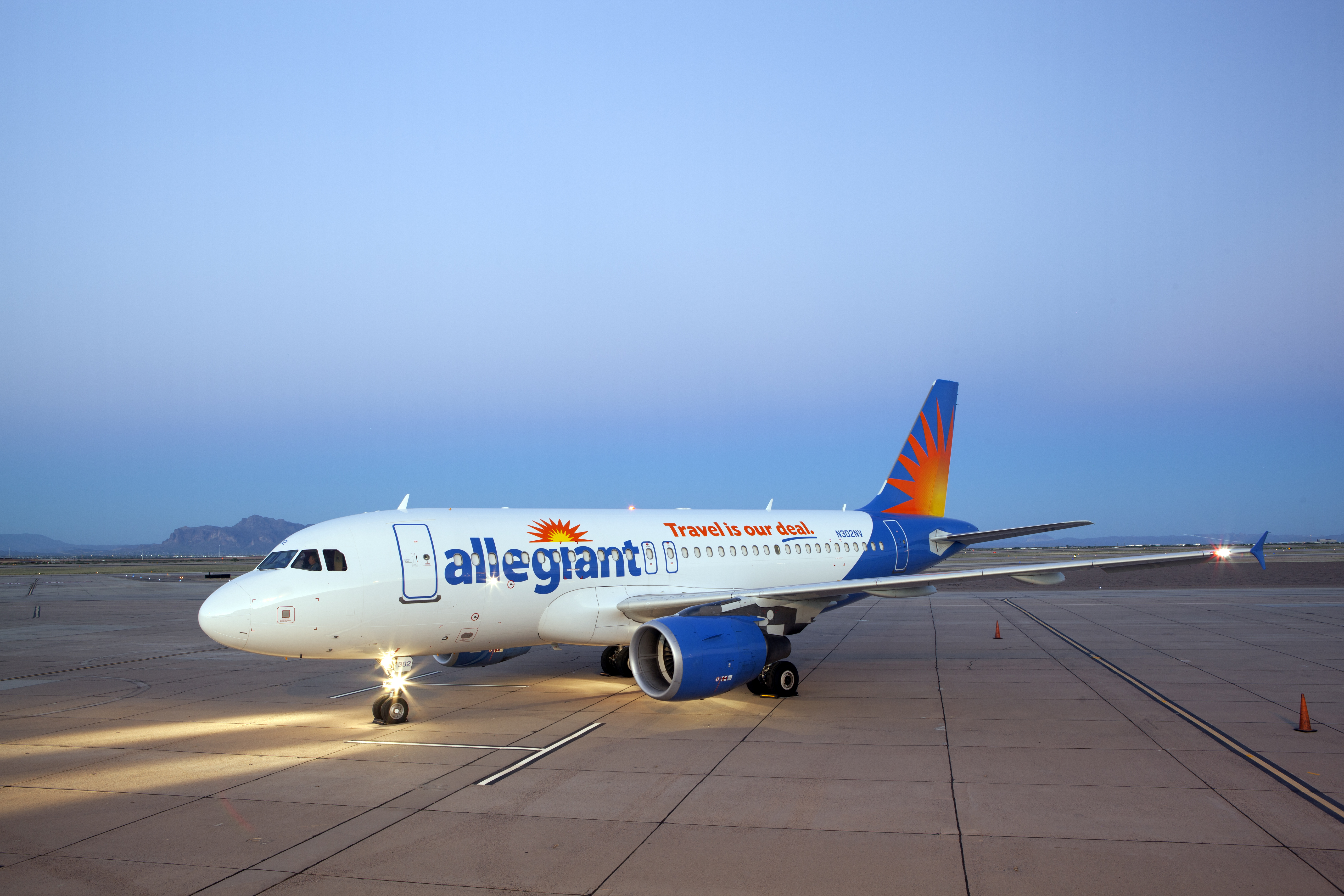 Allegiant Announces New Nonstop Service From Portland to 3 Destinations With One-Way Fares As Low As $49*