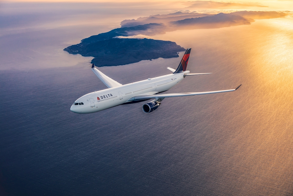 Delta to launch new Portland-Seoul route in fall 2021
