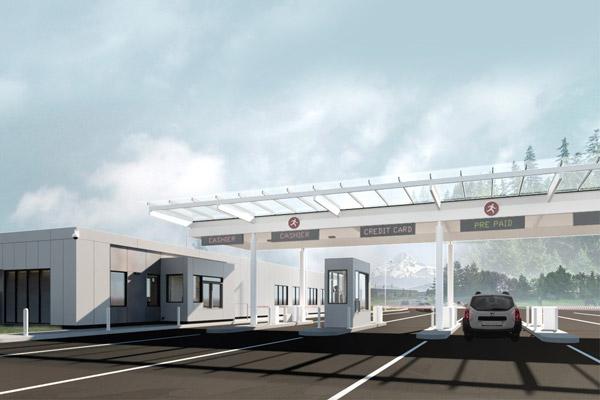 Flexible transit hub, beep beep!