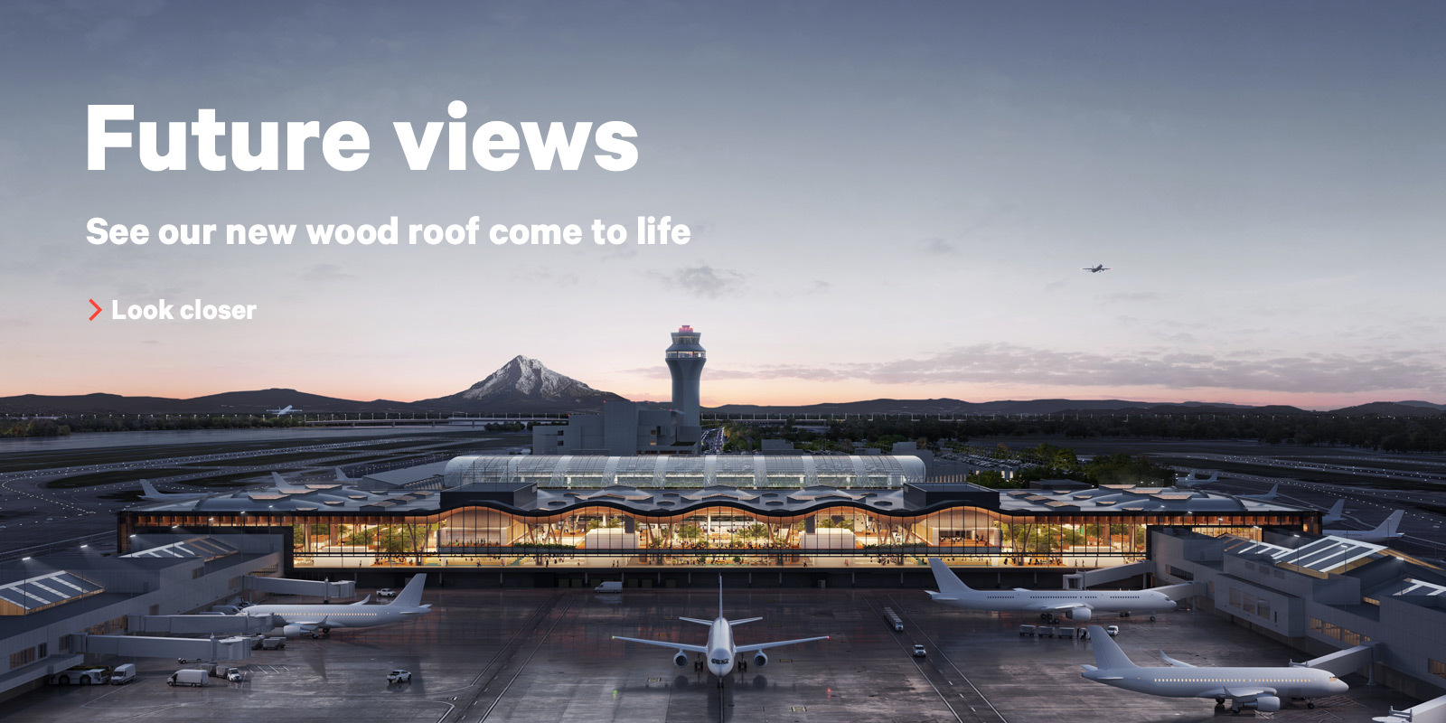 PDX, inspired by places we love.
