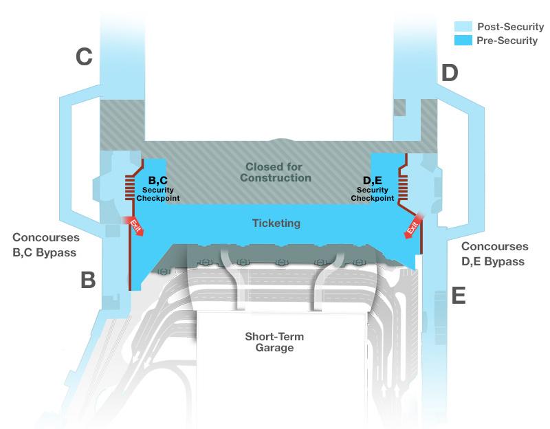Concourse Connector