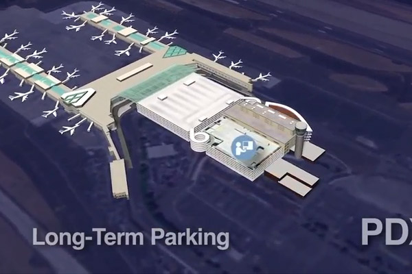 Pdx Long Term Parking >> Flypdx Parking