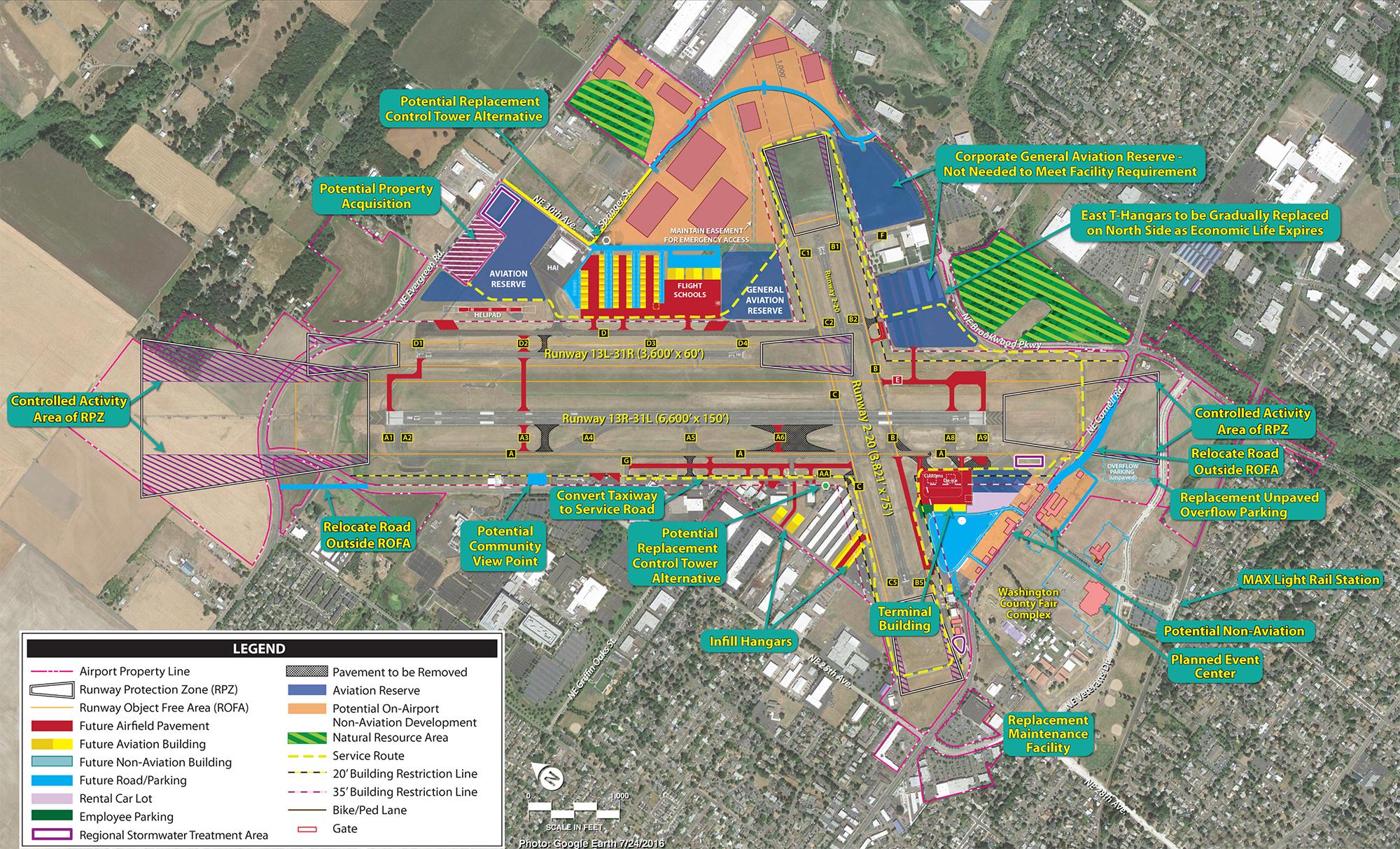 Preferred Alternative Airport Image
