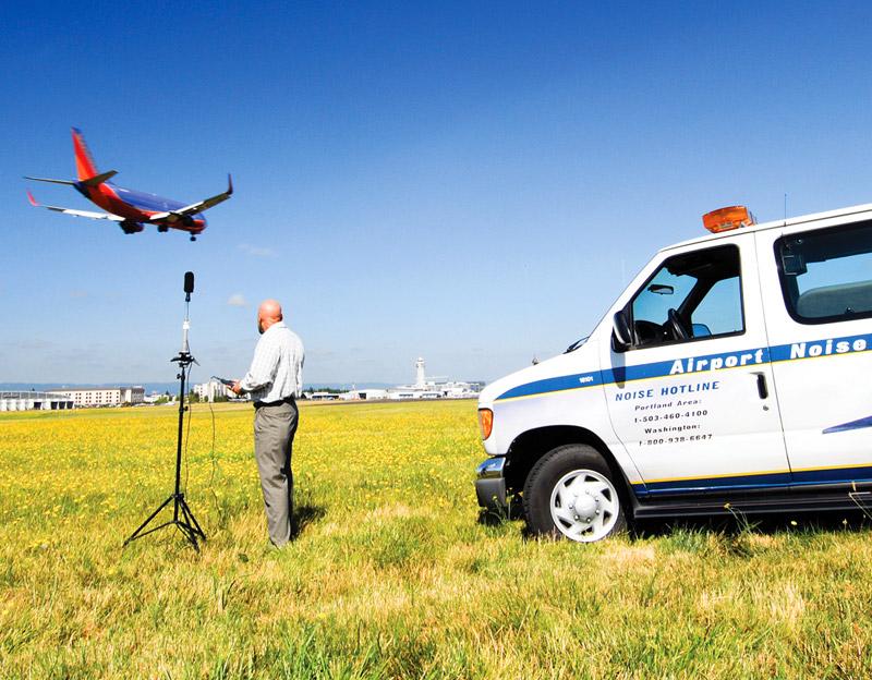 Troutdale Airport Noise Alerts