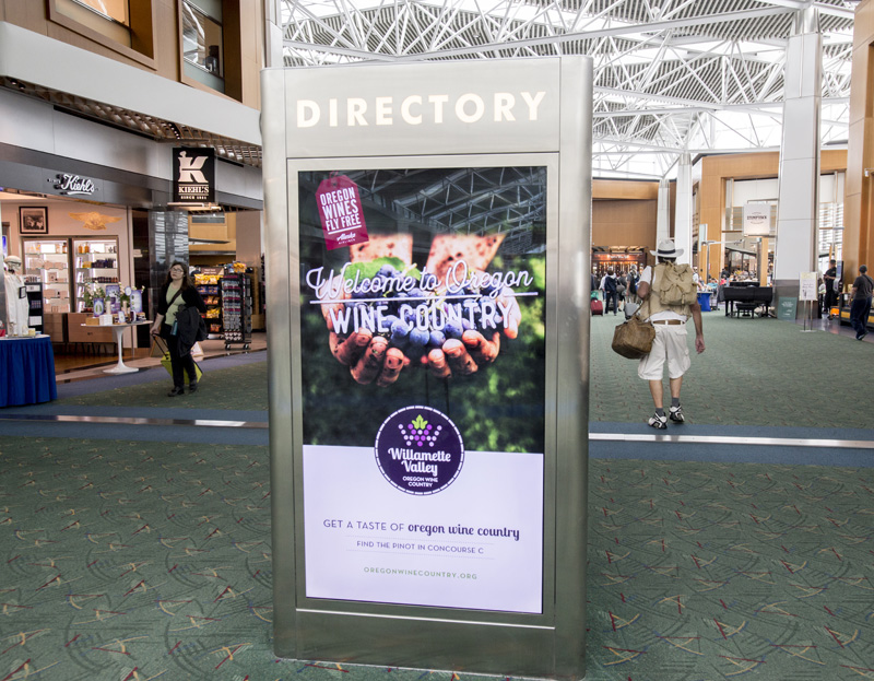 Advertising at PDX