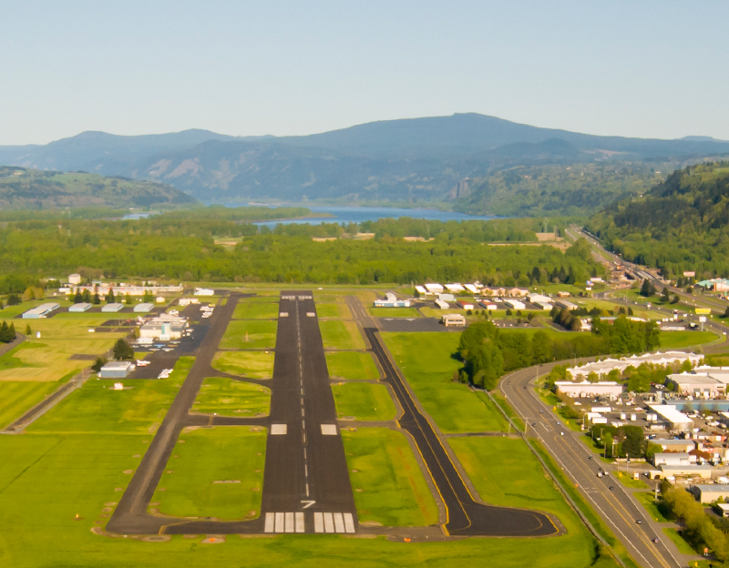 Commercial Development at Troutdale Airport