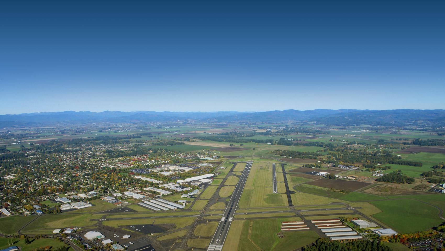 Port Of Portland Hillsboro Airport Commercial Development