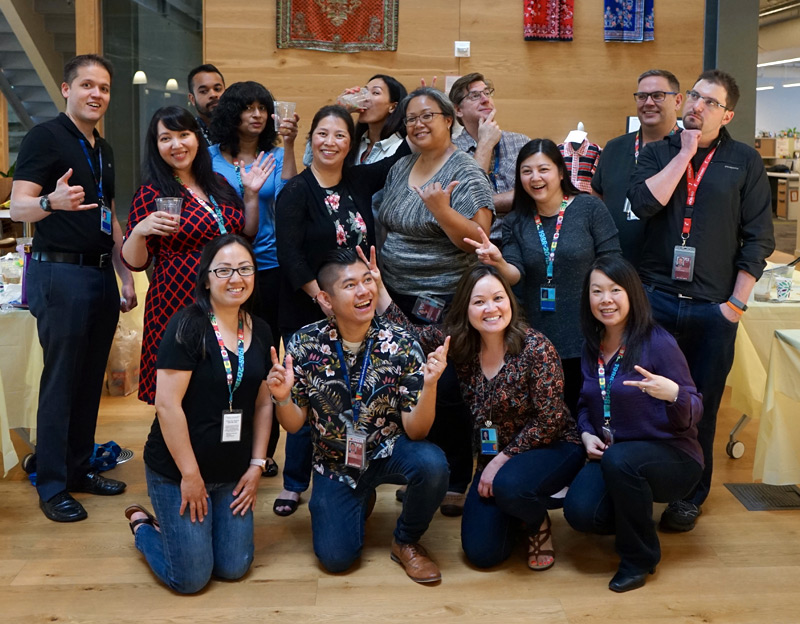 Asian Pacific Islander Employee Resource Group (API ERG)