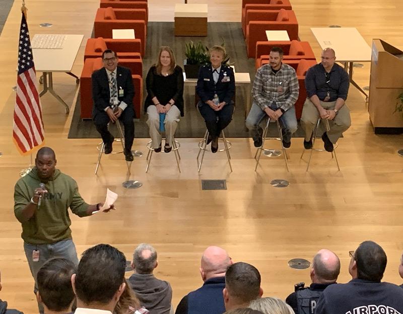 Veterans Employee Resource Group