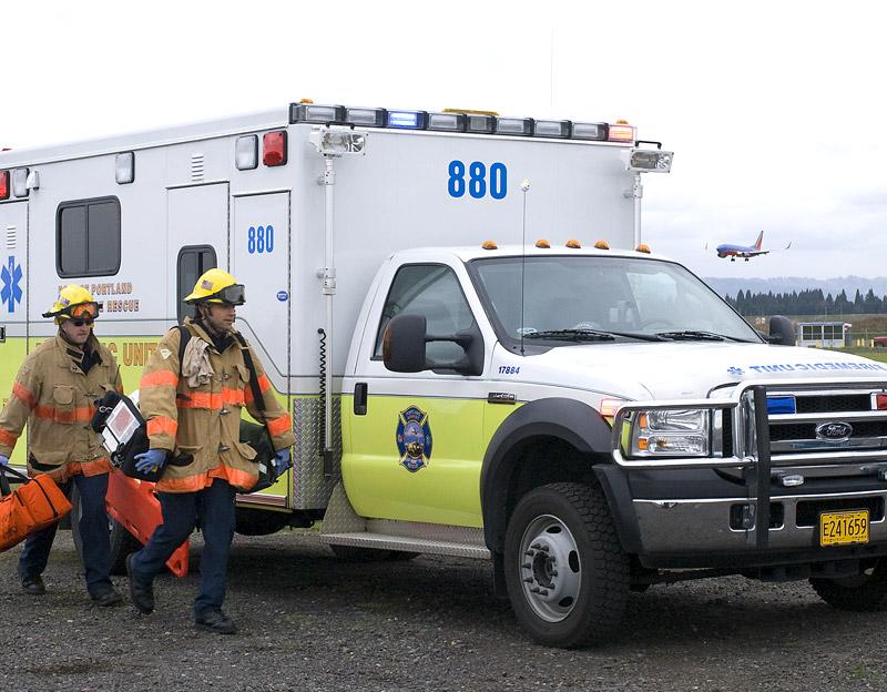 Paramedic Response