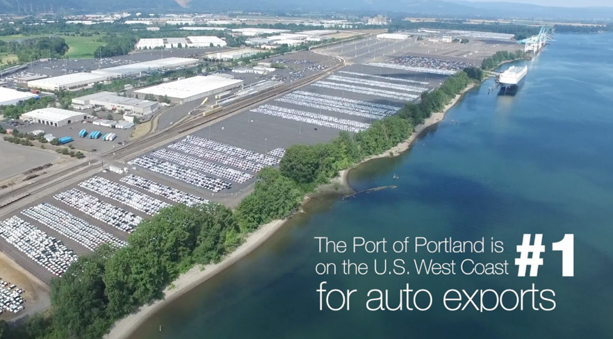 Auto Imports and Exports Video